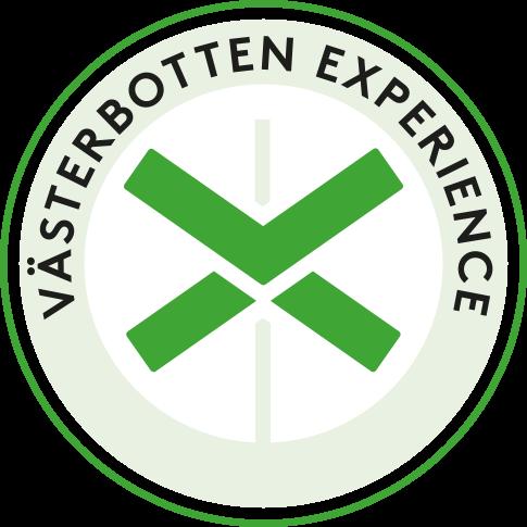 Västerbotten Experience Logotyp