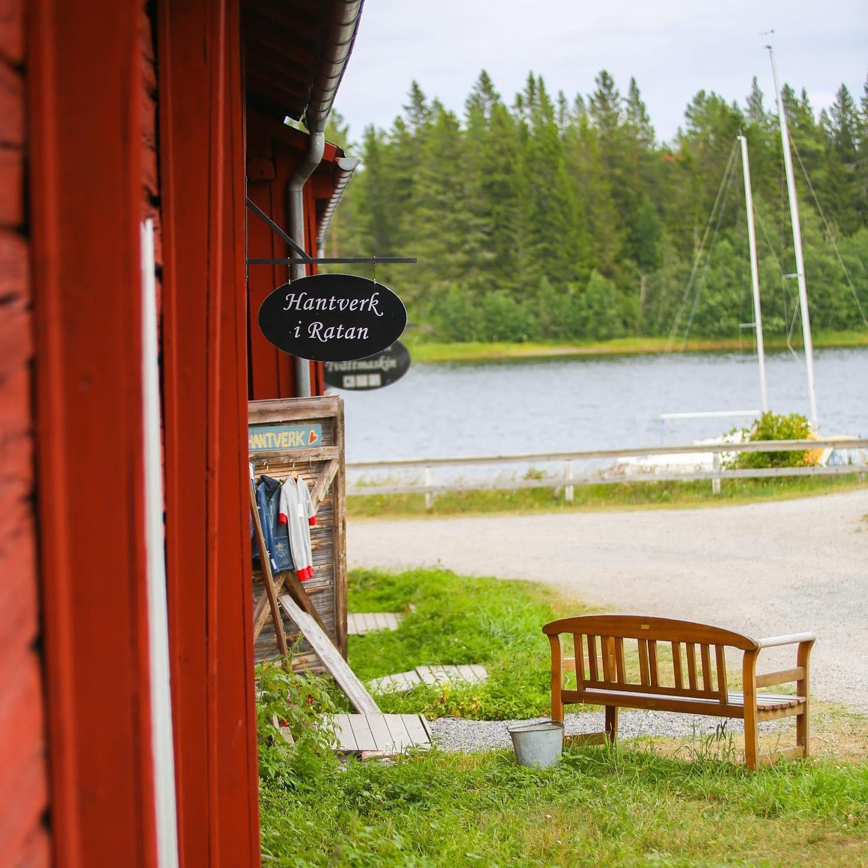 Hantverk i Ratan Gård