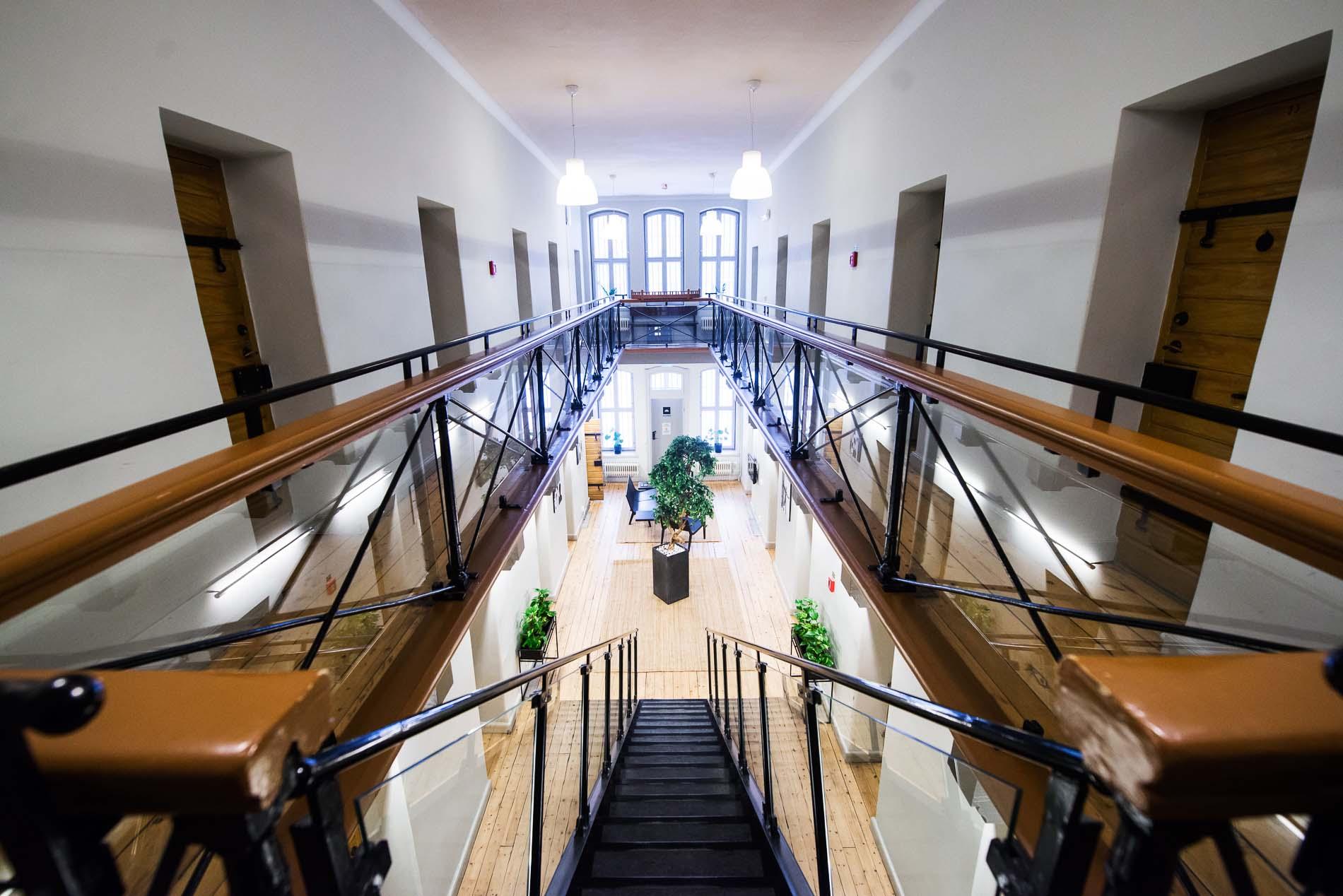 Hotell Gamla Fängelset Interiör
