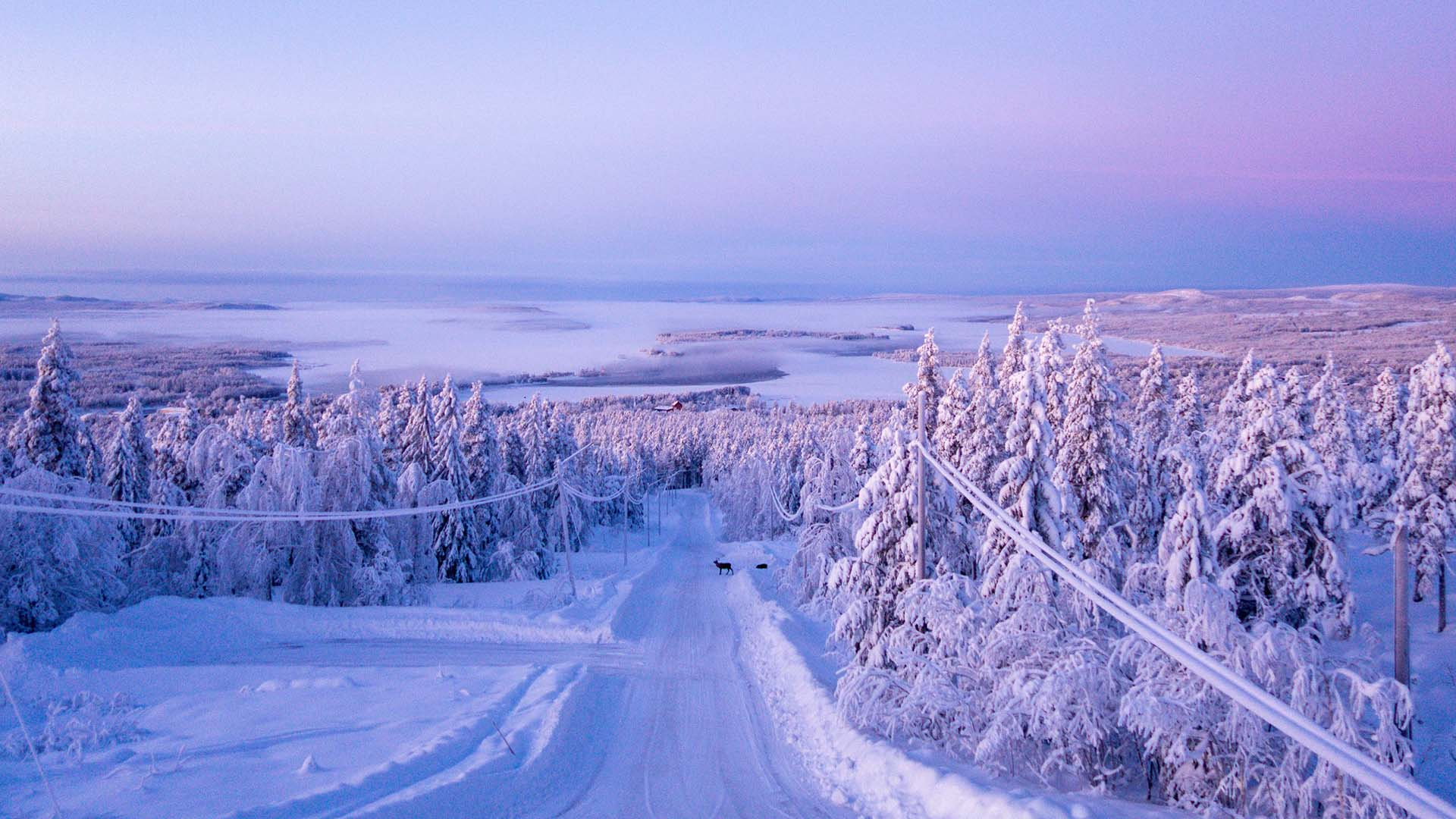 Hotell Toppen Vinterväg
