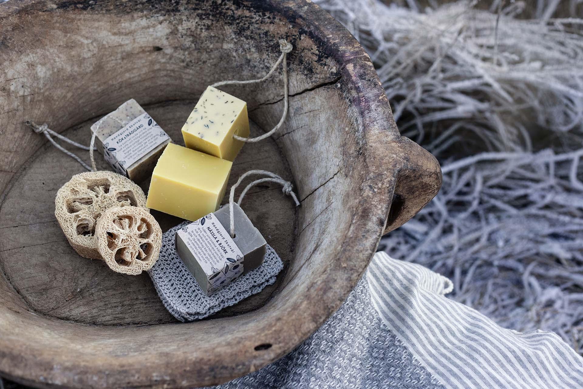 Tvål från Malin i Ratan