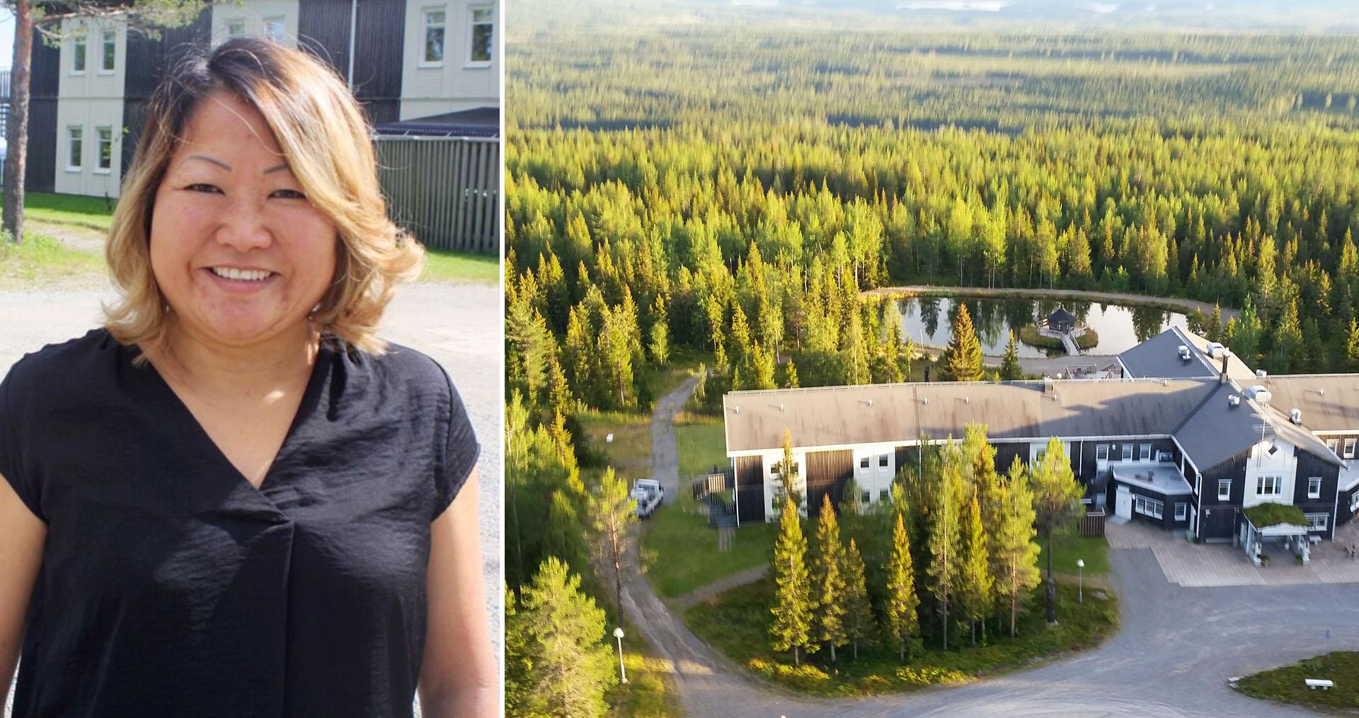 Celia Yoshida Ahlin, Källan Hotel & Spa